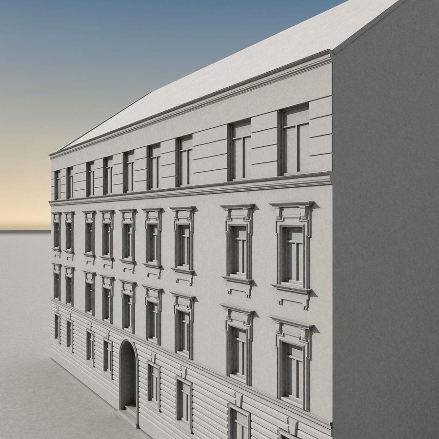 유럽 건축물 140 royalty-free 3d model - Preview no. 13
