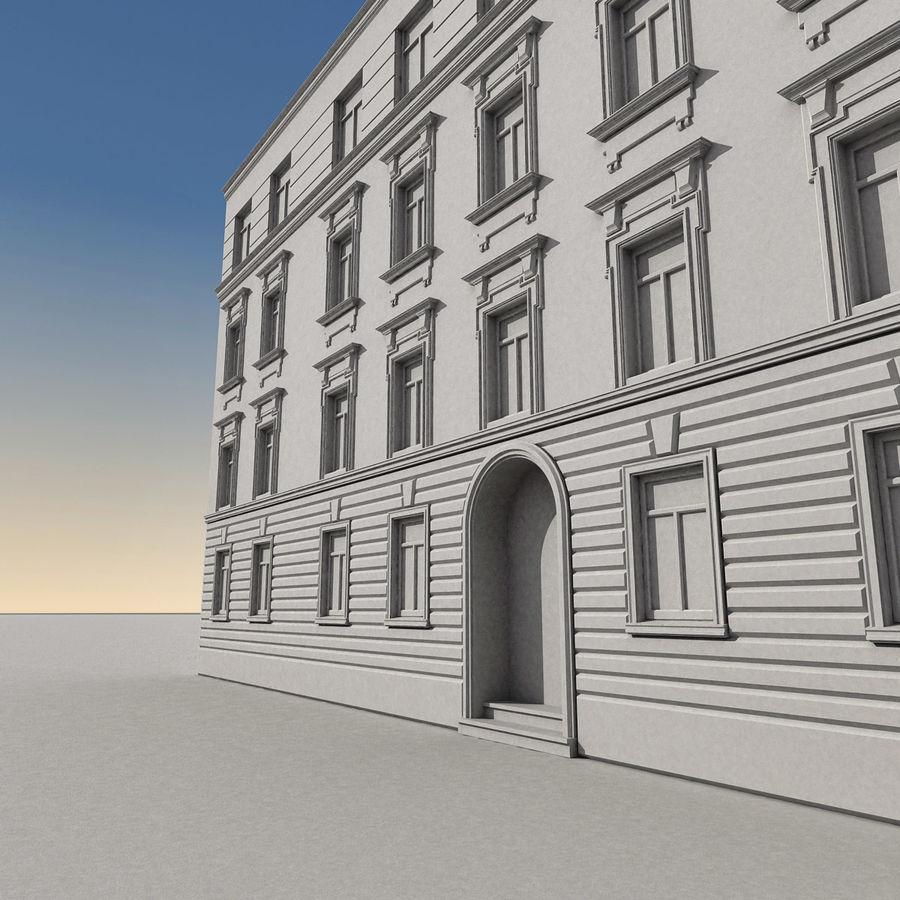 유럽 건축물 140 royalty-free 3d model - Preview no. 12