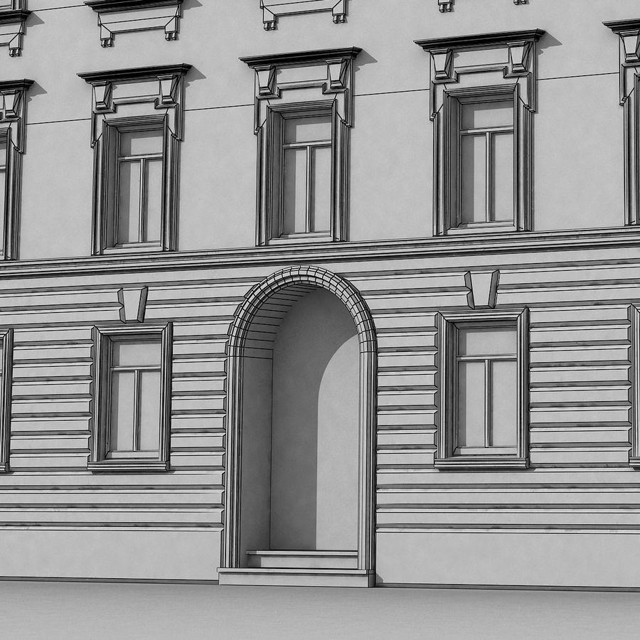 유럽 건축물 140 royalty-free 3d model - Preview no. 14