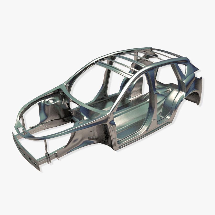 Car Frame 3D Model $39 - .max .obj .3ds - Free3D