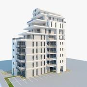 건축 아미르 3d model