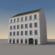 Avrupa Binası 130 3d model