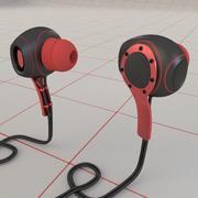Concept Earphones 3d model