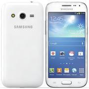Samsung Galaxy Core Lte White modelo 3d