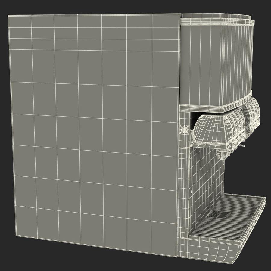 분수 음료 기계 royalty-free 3d model - Preview no. 14