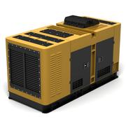 Generator  V3 3d model