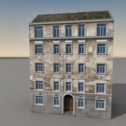 European Building 131 3d model