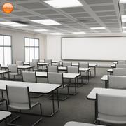 Klassenzimmer 3d model