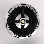 Hoparlör müziği 3d model