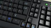 键盘 3d model