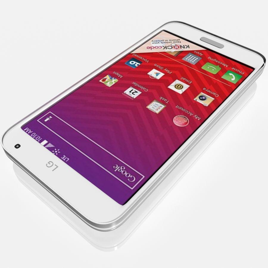 LG Volt royalty-free 3d model - Preview no. 4