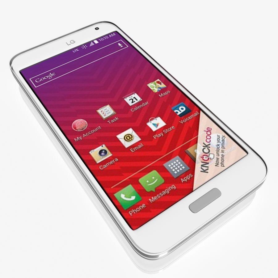 LG Volt royalty-free 3d model - Preview no. 1