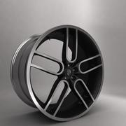 Stop Caractere R22 z logo 3d model