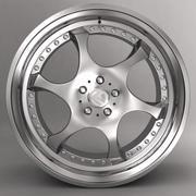 Stop Kleemann R20 z logo 3d model