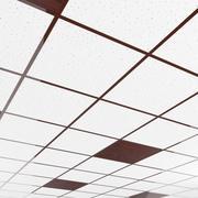 Office Ceiling Pattern 3d model