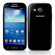 Samsung Galaxy Core Lte Schwarz 3d model