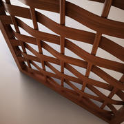 Screen Weave 3d model