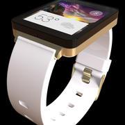 LG G Watch 3d model