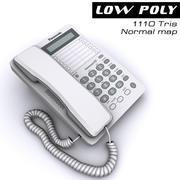 Téléphone 3d model