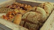 présentoir de boulangerie 3d model
