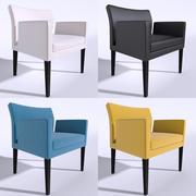 Cadeira Vera 3d model