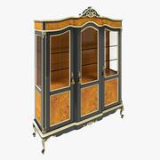 Cabinet Modenese Gastone art 12115 3d model
