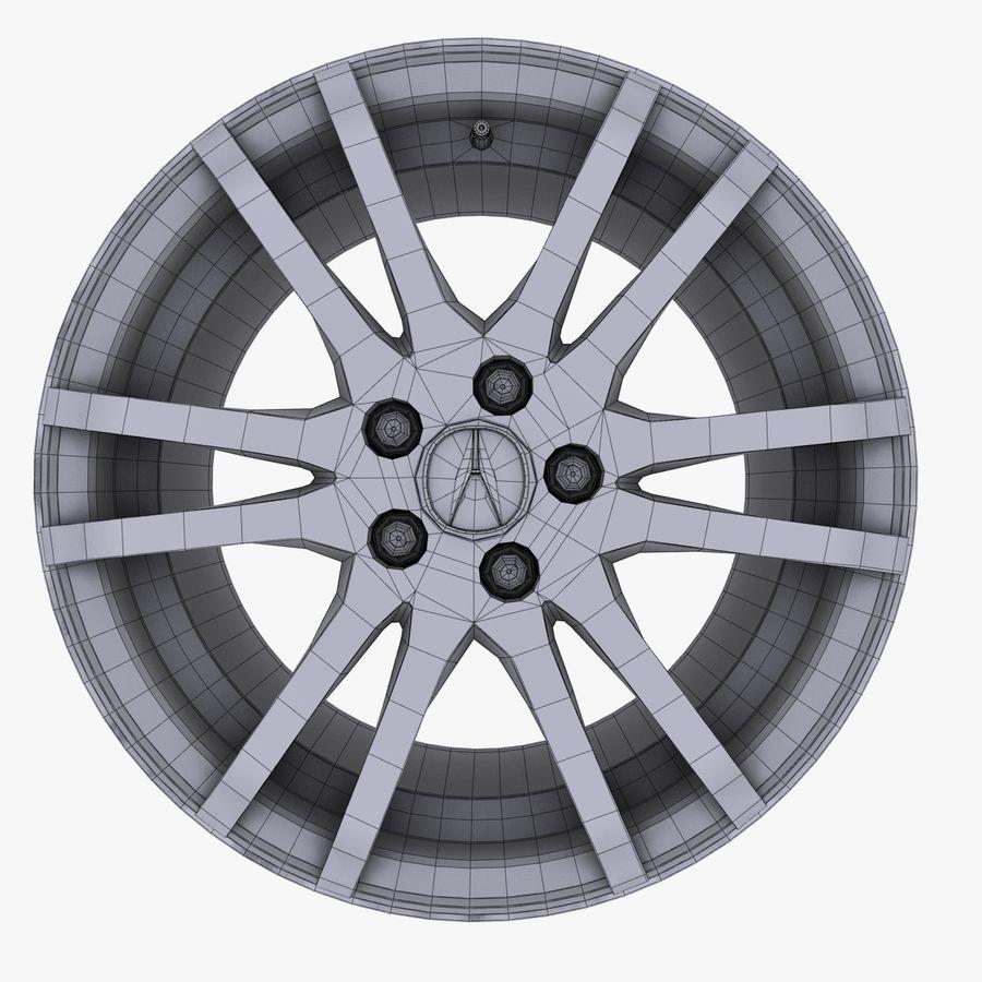 Logotipo de aleación de Acura royalty-free modelo 3d - Preview no. 5