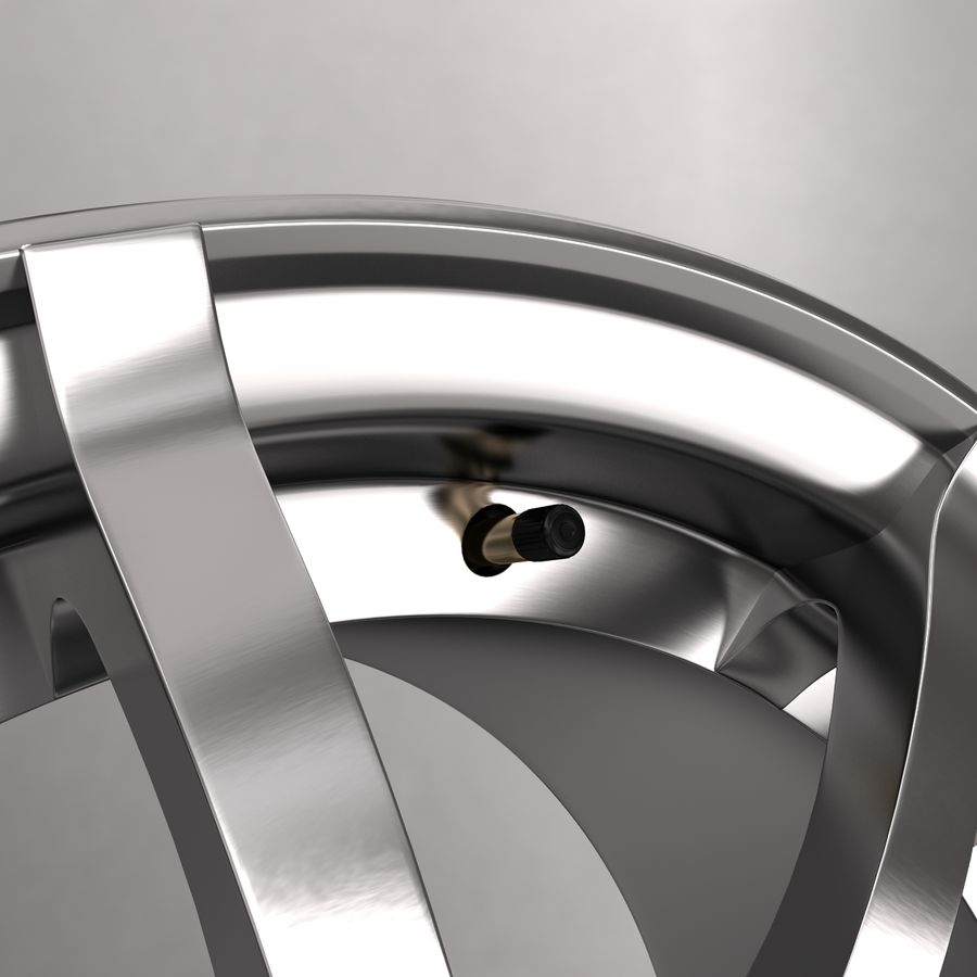 Logotipo de aleación de Acura royalty-free modelo 3d - Preview no. 3
