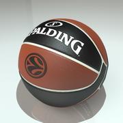 Basketball Euroleague 1 3d model