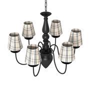 L arte Luce Skotch Lamp 3d model