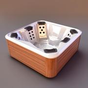 Whirlpool Villeroy & Boch 3d model