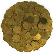 Gold Coins 2 3d model