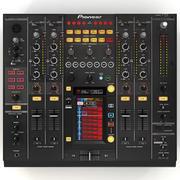 DJM2000 Nexus Mixer 3d model