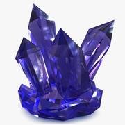 Cristal 3d model
