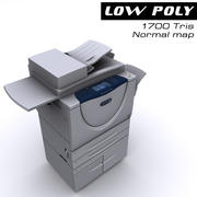 Fotokopiarka 3d model