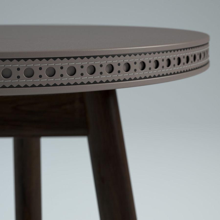 Прикроватный столик royalty-free 3d model - Preview no. 10