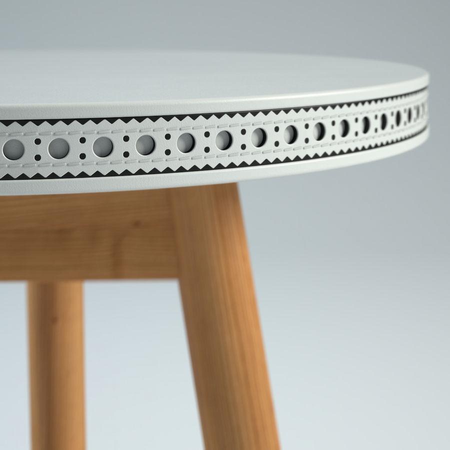 Прикроватный столик royalty-free 3d model - Preview no. 15