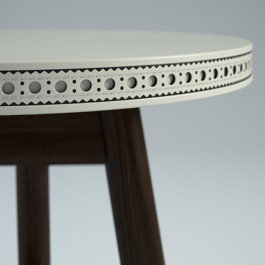 Прикроватный столик royalty-free 3d model - Preview no. 14