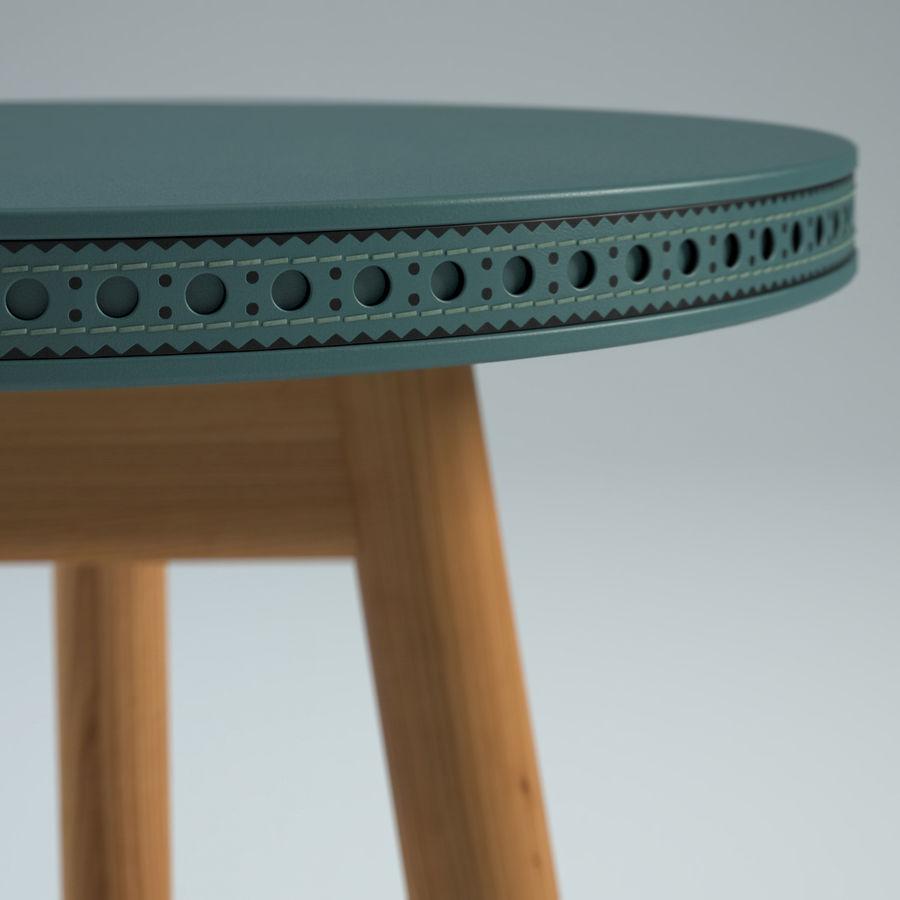 Прикроватный столик royalty-free 3d model - Preview no. 13