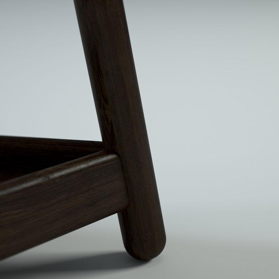 Прикроватный столик royalty-free 3d model - Preview no. 17