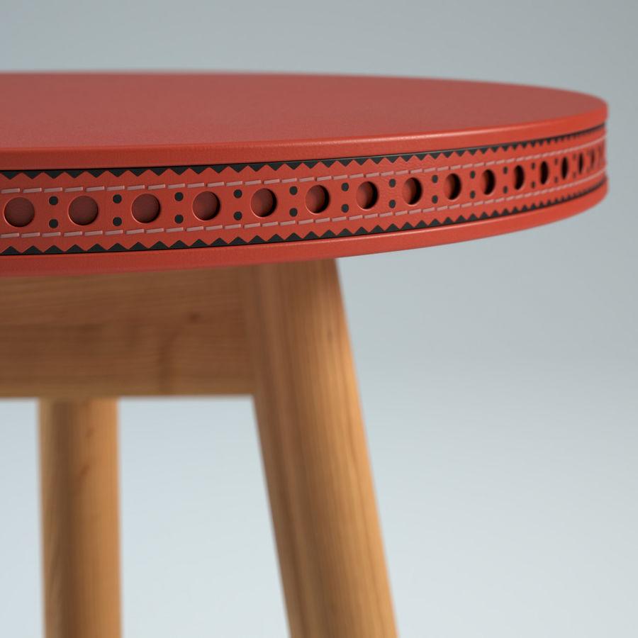 Прикроватный столик royalty-free 3d model - Preview no. 12