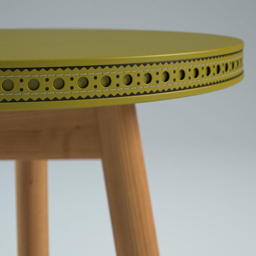 Прикроватный столик royalty-free 3d model - Preview no. 11