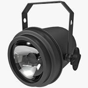 Fresnel Spotlight 3d model