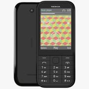 Nokia 225 3d model
