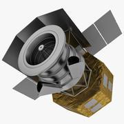 Akari Japan Astronomy Satellite 3d model