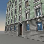 European Building 132 3d model