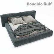 Bonaldo fluff 3d model
