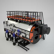 Boiler VTF 3d model