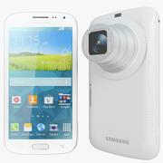Samsung Galaxy Zoom K White 3d model