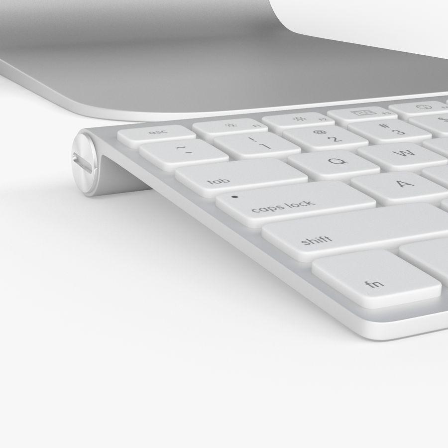 デスクトップコンピューター royalty-free 3d model - Preview no. 5